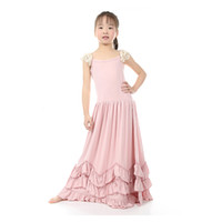 Wholesale Summer Elegant Princess Ruffle Maxi Western Party ...