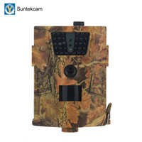 Suntekcam HT-001B Trail Camera 5/8/12MP 1080P 30pcs Infrared LEDs 850nm Hunting Camera IP65 Waterproof 120 Degree Wild