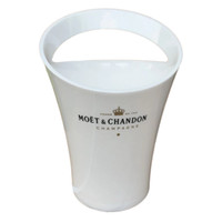 Festa da Cerveja Balde de Gelo Chandon Wine for Titular 3L acrílico branco Baldes de gelo Vinho Coolers New Fashion