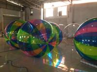 Walking di trasporto Walk On Water Ball 2M sport acquatici gavettoni acqua palle-Zorb palla gonfiabile umani Hamster Balls