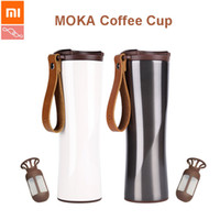 Xiaomi KissKissFish MOKA Smart Coffee Cup Travel Mug Stainle...