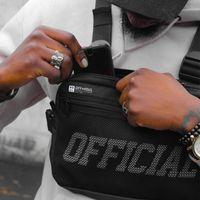 الشارع الشهير الرجال حقيبة الصدرية التكتيكية الهيب هوب نمط CROSSBODY الصدر حقائب حزم للمرأة 2019 أزياء Punck الصدر تزوير الصدرية الخصر حقيبة T200521