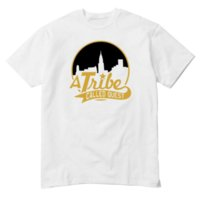 YUAYXEA t-shirts Une tribu appelée Quest City Skyline T-shirt T-shirt à manches courtes en coton rap Hip-Hop Cotton O NECK