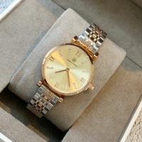 2010 Nouveau style relogio Feminino Mode féminine Bracelet chaîne StainlessSteel montre-bracelet Lady Montre de luxe Quartz pour la fête de haute qualité
