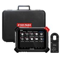 X100 PAD2 أداة تشخيص برو المهنية ومبرمج مفتاح مع IMMO VW 4 5 وظائف الفرامل النفط SAS BMS TMPS DPF