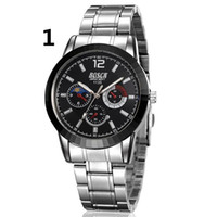 2019 elegant fashion men' s business quartz watch