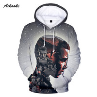 New Fashion 3D Stranger Things Hoodie Sweatshirts Mens women...