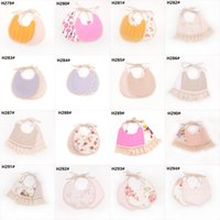 38styles INS Cartoon Floral geometry animal print bibs 2019 ...
