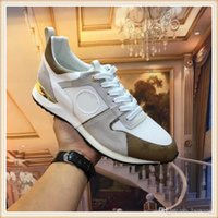 Fashion Sneakers per Uomo Donna Scarpe Sportschuhe Con Box Run Away Pulse Sneaker Mens donna Scarpe di lusso casual