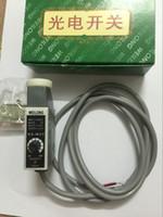 Yeni orijinal WEILONG Renk Kodu Sensörü KS-W23 (Beyaz Işık Kaynağı) NPN Çanta Yapma Makinesi Fotoelektrik Anahtarı Sensörü KS-C2W Değiştirin