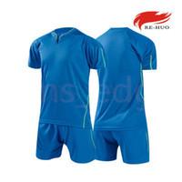 أعلى مخصص لكرة القدم الفانيلة شحن مجاني بالجملة خصم رخيصة أي اسم أي عدد تخصيص لكرة القدم قميص حجم S-XXL 440