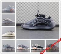 핫 패션 700 V2 웨이브 러너 관성 신발을 실행 Alvah Azael 700S V3 최고 품질 Vanta를 테프라 남성과 여성의 운동화 크기 36-45