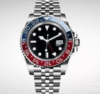 Basel World New 126710 126710BLRO Red and Blue Bicolor GMT C...