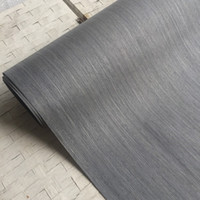 Artificial Veneer Technical Veneer Sliced Wood Engineering E.V. Silver Oak 60x250cm Backing with Tissue 0.2mm thick Q/C