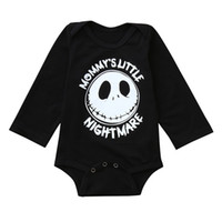 Halloween Babys Clothes Toddler Infant Baby Girls Boys Long ...