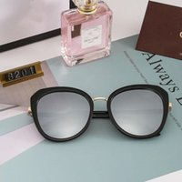 Ladys polarizing sunglasses TR90 combines metal frame import...