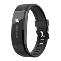 C11 Heart Rate Monitor Smart Bracelet Fitness Tracker Smart ...
