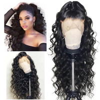 Full Lace Human Hair Wigs Human Hair 13*4 Lace Front Wigs Ch...