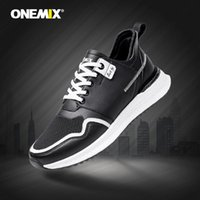 ONEMIX Running Shoes Men Lightweight Breathable Sneaker Spor...