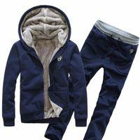 Спортивный костюм Мода мужская спортивная одежда и пиджаки Толстовки повседневная Slim Fit Мужские спортивные костюмы Дизайнерская толстовка Sudaderas Hombre