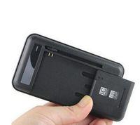 Универсальное интеллектуальное настенное зарядное устройство для мобильных телефонов Galaxy S5 S4 NOTE 3 4 Xiaomi Nokia Huawei Sideslip UK EU PLUG Светодиодный индикатор LLFA