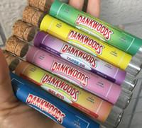 18 * 120 مم Packwoods Flat Mini Roll زجاجة الفلين التغليف تشمل ملصقات OEM المجانية