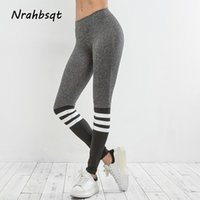 NRAHBSQT Women Sport Seamless Leggings Fitness Push Up High ...