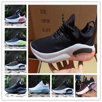Mens Designer Shoes Joyride Running Shoes FK Platinum Tint Universidade Red Racer Core Azul Preto instrutor Mulheres Sneaker Sports Athletic Shoes