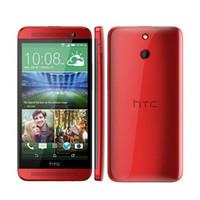 """Original HTC One E8 2GB RAM 16GB ROM Mobile Phone Quad-core 13MP câmera de 5.0"""" telefone celular de tela WIFI GPS Remodelado"""