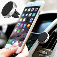Magnetic Phone Holder In Car Air Vent Phone Bracket Universa...