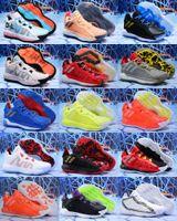 Damian Lillard Vi Süet 6 S 6 6.Th Bruce Lee Açık Ayakkabı Erkek Spor Dame Eğitmenler Sneakers 40-46