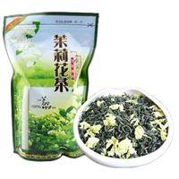 عرض ساخن! جديد عضوي زهرة الياسمين الشاي الياسمين المعطر الشاي الأخضر 250G مو لى هوا تشا عالية فعالة من حيث التكلفة الصينية الكونغ فو الشاي