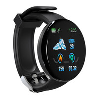 Pressione Sport intelligente gli uomini della vigilanza Smartwatch Donne Bambine intelligente Guarda Sangue Heart Rate Monitor IP67 impermeabile Smartwatch Guarda per Android IOS