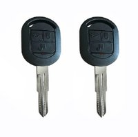 버튼 원격 키 쉘에 대한 뷰익 2,003에서 2,007 사이 Excelle HRV 자동차 키 공백 경우에 시보레 자동차 키 시계 줄 포경 블레이드