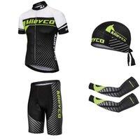 사이클링 저지 세트 의류 2021 Ciclismo 짧은 소매 세트 야외 자전거 착용 여성 착용 캡 스포츠 암