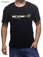 Tee Shirts Personality Inspired By Sinclair Zx Spectrum Gray...