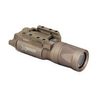Tactical SF X300V LED White Light High Power Output Light Rifle Rifle Pistol Light Fit 20mm Picatinny Rail
