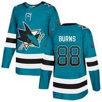 New Arrival. San Jose Sharks Brent Burns Erik Karlsson Logan Couture Joe  Pavelski Tomas Hertl Joonas Donskoi Timo Meier Labanc Gradient Hockey  Jerseys 969d2a8e9