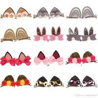 Cute Children Hair Clip BB clip Lovely Cartoo Animal Ears ha...