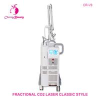 CR-V8 Fractional CO2 Laser chirurgische Instrumente Schönheit medizinische fraktionierte Laser co2