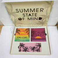 Beauty CALI Colletion Eyeshadow Palette Cali Chic Eyeshadow Palette SUMMER STATE OF MIND ombretto set Makeup Shadows