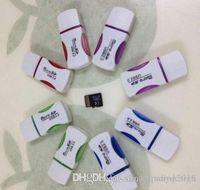 XH Свободная перевозка груза, 200pcs / серия, отличное качество usb2.0 читатель читатель панды карты T-флэш-карты, микро-ридер SD, адаптер
