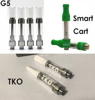 Smart Cart Cartridge G5 Press In Cartridges TKO Extracts Car...