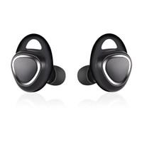 freewalk Kablosuz Sport içinde Kulak Kulaklık Kablosuz Premium Sound Bas Samsung Gear IconX için spor Kulaklık Koşu
