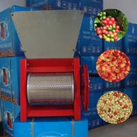 pulpeur frais de grain de café / peau rouge fraîche de grain de café enlevant la machine / machine fraîche de peeling de grain de café