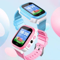 Touch Screen TQ501 LBS Tracker Guarda i bambini Anti-Lost Bambini Bambini Smart Watch Lbs Tracker Orologi da polso SOS Call per Android