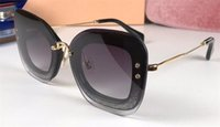 New selling women sunglasses 02T charming cat eye frame specially designed popular style UV400 protection eyewear top quality