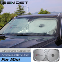 BEMOST Auto Car Windscreen Sunshade Front Window Sun Shade W...
