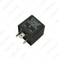 LEEWA Car CF14 Flasher Relay Fix LED/SMD Fast Indicator BlinkerDecoder Electronic Turn Signals SKU #5358