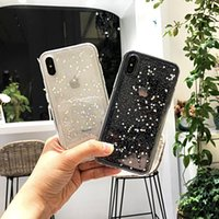Girl cases for iphone 8 plus glitter 3d gold foil cute back ...